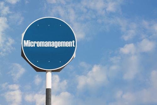 マイクロ マネジメント と は