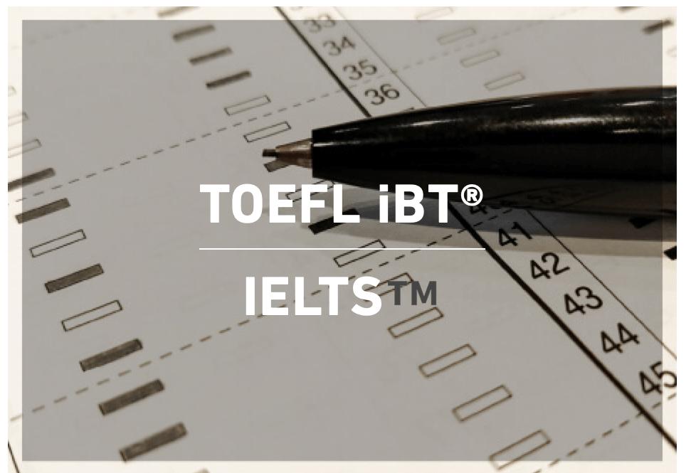 TOEFL iBT(R) IELTS