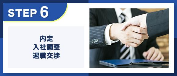 内定・入社調整・退職交渉